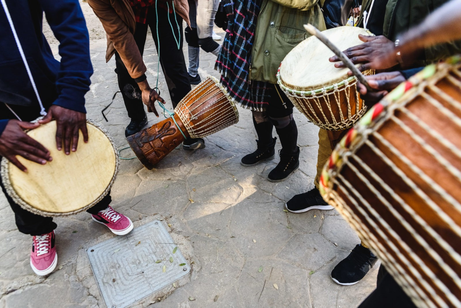 STAGE DE PERCUSSIONS